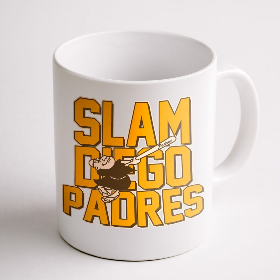 Details about  /Slam Diego Padres Coffee Mug